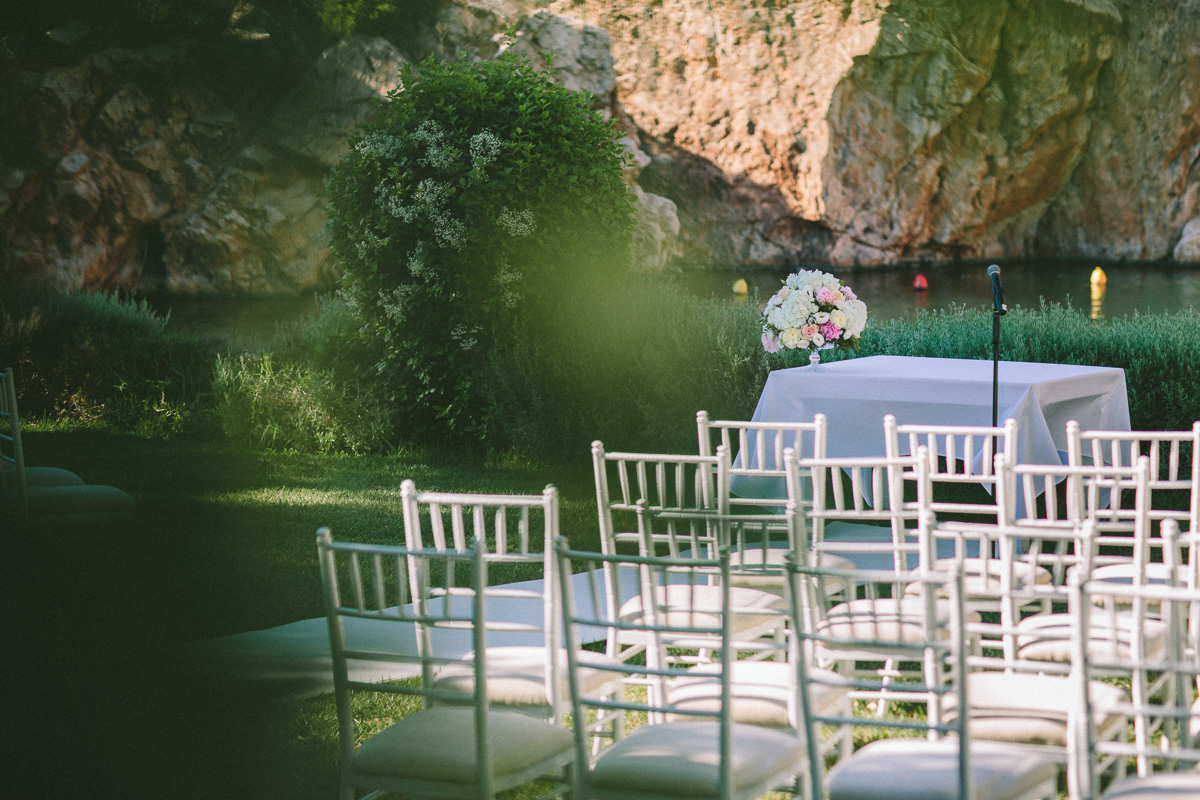 Wedding Vouliagmeni Lake (4)